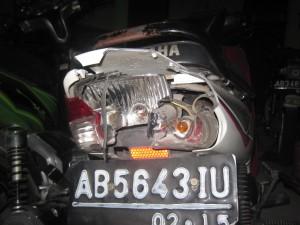 motorku sayang motorku malang 1